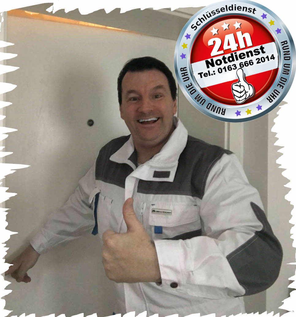 Schlüsseldienst Alsdorf Monteur Karl - Bei ihm sind sie in guten Händen ! Fair, ehrlich und schnell sowie zum Dumpingpreis !