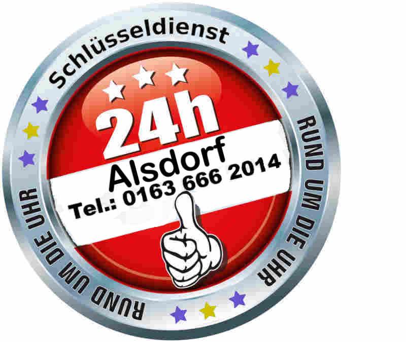 Schlüsseldienst Alsdorf mit 50 Euro Festpreis für Kellersberg, Ofden, Zopp, Busch, Mariadorf, Notdienst auch in Schaufenberg Ofden und Baesweiler