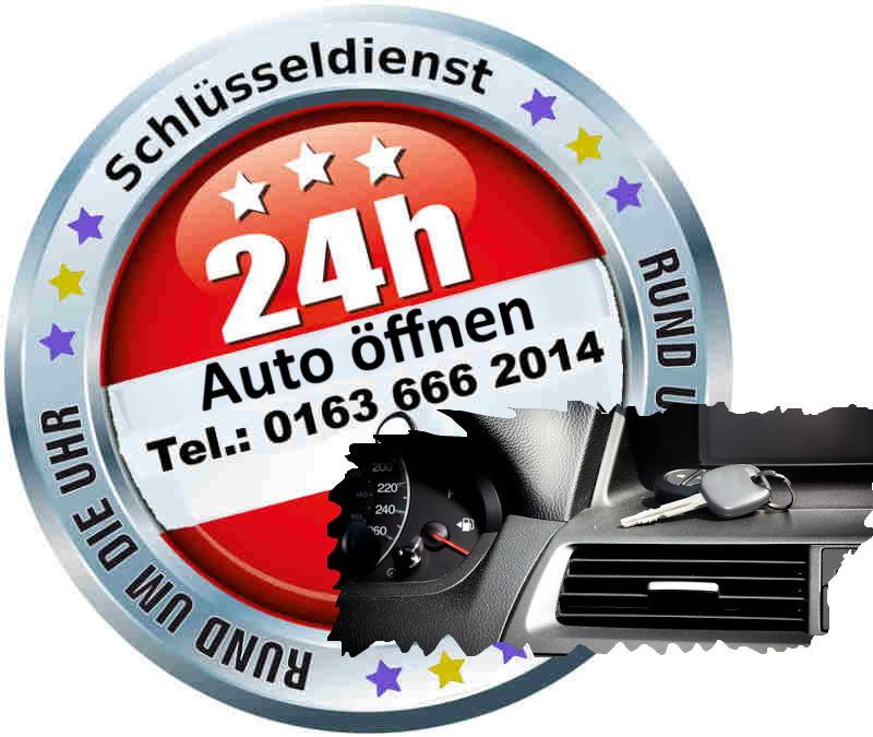 Schlüsseldienst Alsdorf öffnet Auto in 1 Minute