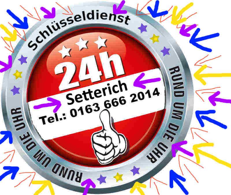 Schlüsseldienst Setterich und Baesweiler zum 50 Euro Festpreis - Tür Öffnen und Aufsperr Dienst
