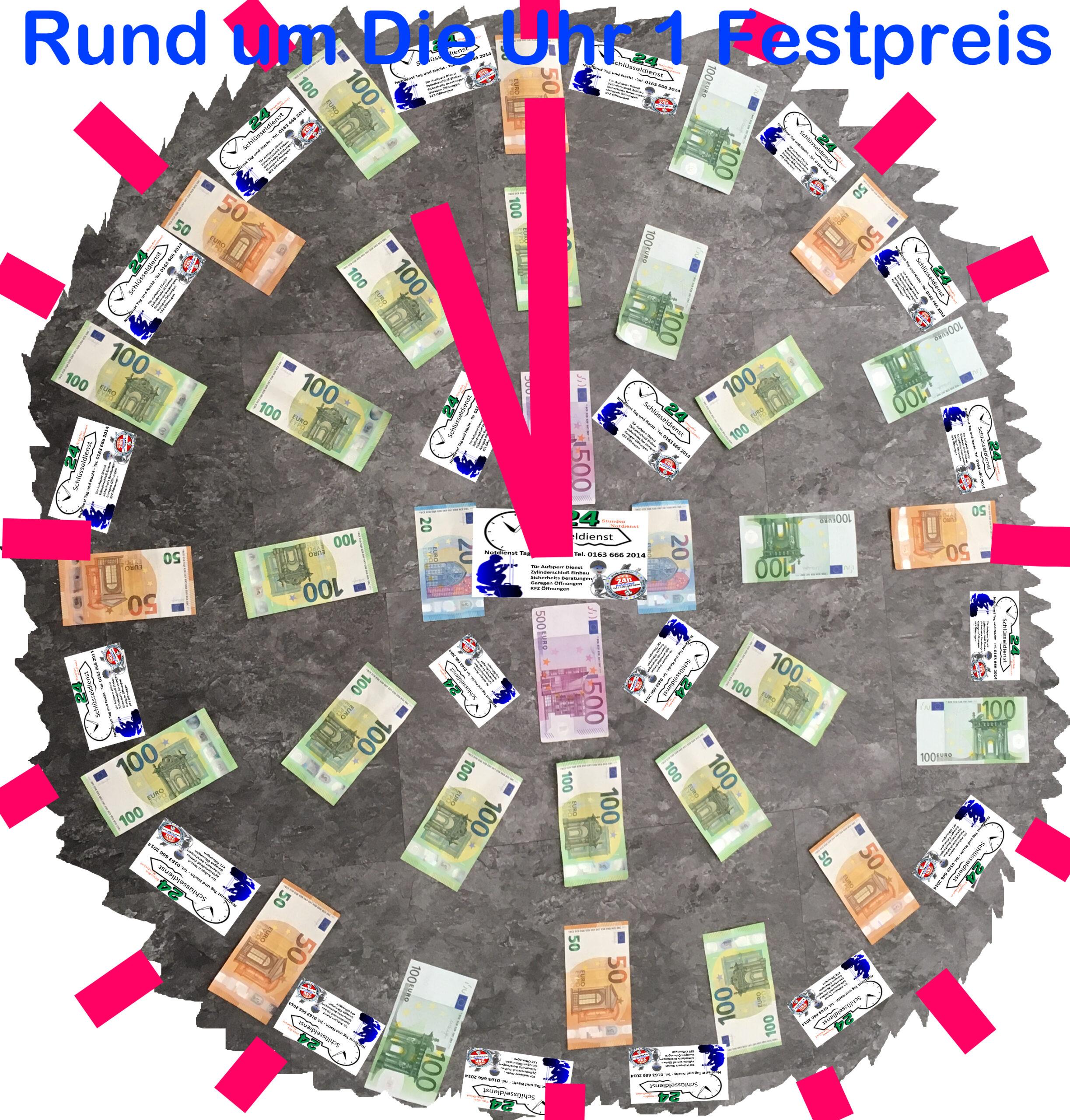 Schlüsseldienst Alsdorf - Tür öffnen 50 Euro - rund um die Uhr 1 Festpreis - Anfahrt Gratis